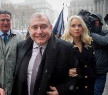 U.S. prosecutors seek to jail Giuliani associate in campaign finance case