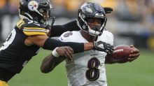 Week 8's top NFL game: Steelers-Ravens rivalry heats up with high stakes in AFC