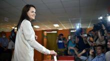 Belarus presidential challenger demands 'honest election'