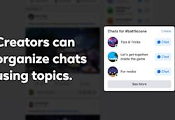 Facebook Gaming rolls out Fan Groups to help streamers and fans stay connected