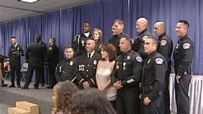 Emcore First Responders Recognized As Heroes