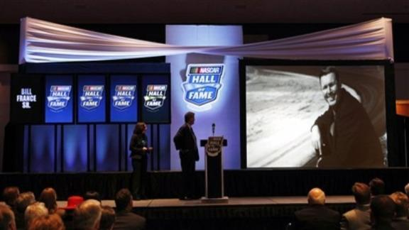 NASCAR Announces Hall of Fame Inductees