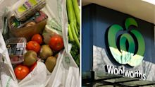 Woolworths hit with surprising delivery complaint
