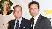 Kiefer Sutherland and Jason Patric Revisit Their Dramatic Love Triangle With Julia Roberts