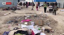 Inside camp where Shamima Begum is held