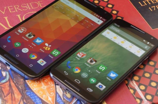 Nexus 6 versus the Moto X: which one belongs in your pocket?