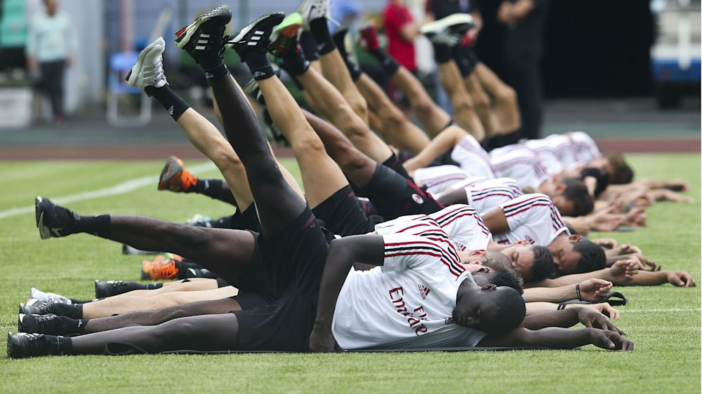 International Champions Cup: Milan revolution hits China with Arsenal and Bayern