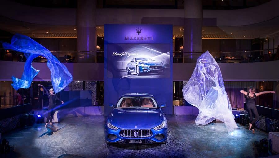 Maserati Ghibli GranSport 2018年式抵台