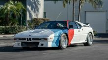 Paul Walker's BMW M1 is up for auction