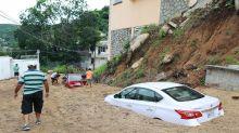 Genevieve decrece a tormenta tropical pero persiste alerta en Baja California