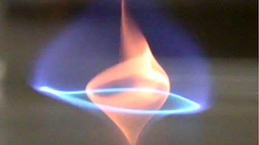 Is a Blue Fire Tornado the Future of Oil Spill Cleanup?