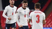 Foot - L. nations - ANG - Mason Mount (Angleterre): «Spécial de marquer mon premier but à Wembley»
