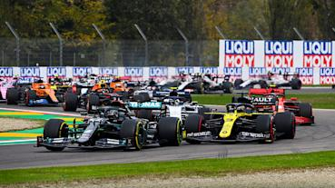 F1考慮在2021賽季試行週六衝刺賽