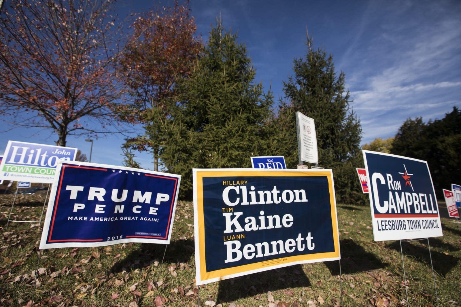 U.S. Presedential Elections