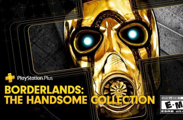 'Borderlands: Handsome Collection' headlines June's free PS Plus games