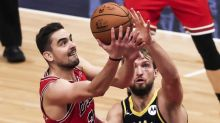 Domantas Sabonis emula a su padre en Portland; los Rockets ganan sin Harden