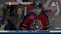 Aleksander Barkov cuts in and scores