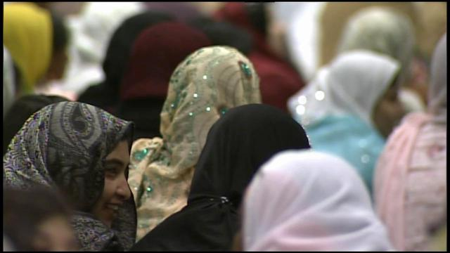ACLU: Gov't program 'blacklisting' Muslims