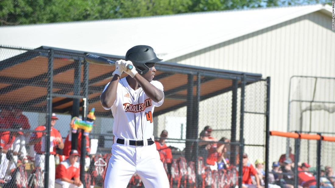 Black high school baseball player says fans yelled 'You ...