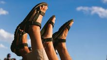 'I can't stress how comfortable these are': The top-rated, most comfy men's sandals