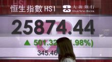 Global stocks buoyed after government-backed rally in China