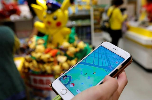 'Pokémon Go' battery saver mode will return to iOS soon