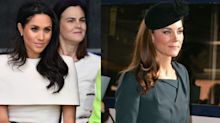 Meghan's First Solo Outing Compared to Kate's