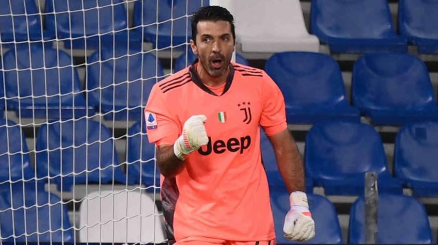 De saída da Juventus, Buffon brinca sobre contato para atuar no Flamengo