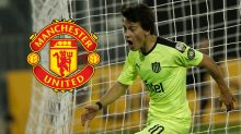 'He's a young boy coming from Uruguay' - Pellistri one for the future at Manchester United, says Solskjaer