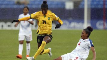 Jamaican women earn first World Cup berth