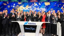 As DocuSign stock suffered worst day, CEO looked ahead