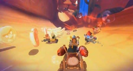 Angry Birds Go! cart racer hits iOS on December 11