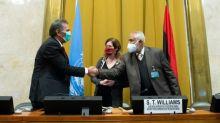 Libya rivals sign 'permanent' ceasefire