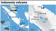 Indonesia's Mt. Sinabung blasts tower of smoke and ash into sky