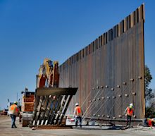 Trump administration will waive 10 federal laws to speed up border wall construction in California, Arizona, New Mexico, and Texas