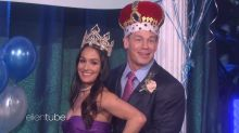 Nikki Bella Surprises Fiance John Cena and Takes Him to Prom After He Missed His Own: Watch!
