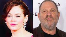 Rose McGowen revela que Harvey Weinstein le ofreció 1 millón de dólares a cambio de su silencio