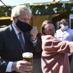 Johnson scraps Delhi trip; UK puts India on virus 'red list'