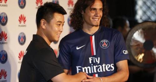Foot - L1 - Le PSG cherche un sponsor en Chine