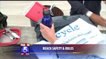 Fourth Of July: Beach Safety Tips and Rules