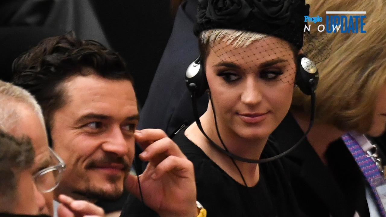 Katy Perry Confirms Relationship Status with Orlando Bloom, Says She's 'Not Single' During Idol