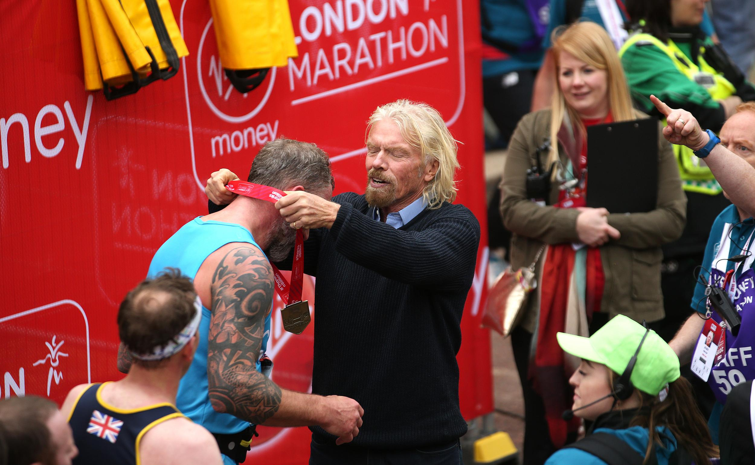 Many were raising money for charity - and there was a surprise royal visitor.
