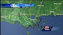 More afternoon rain with a storm in the tropics
