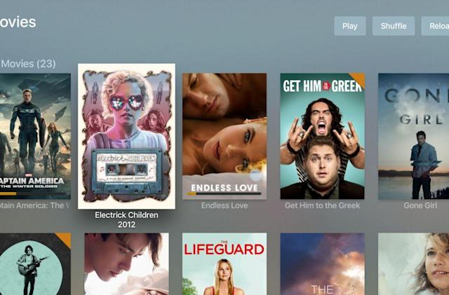 Plex comes to the new Apple TV for free