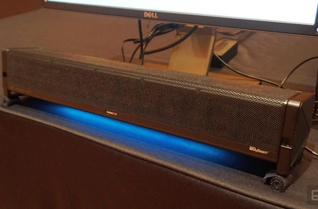 Yarra 3DX soundbar uses an app to shift the audio sweet spot
