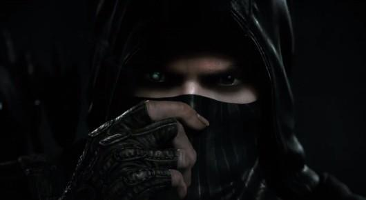 Thief's new voice actor gets chatty