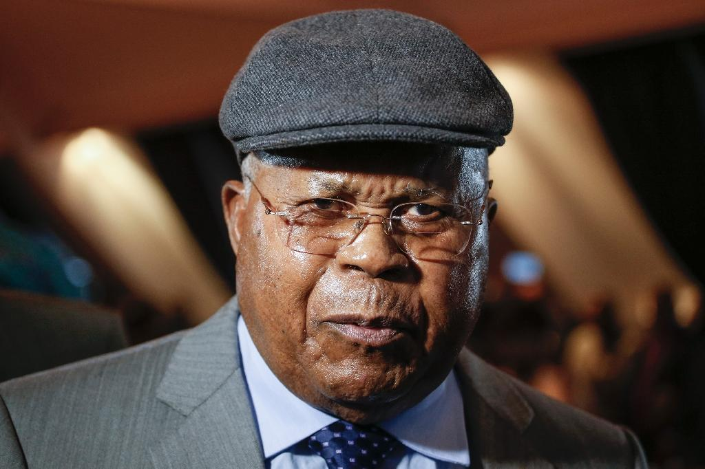 Etienne Tshisekedi was an opposition figurehead for decades