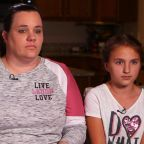 10-year-old describes how she stopped a would-be kidnapper