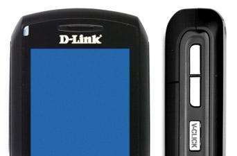 D-Link's V-Click: an overpriced, rebadged GSM VoIP phone