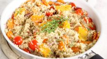 Cómo evitar que la quinoa te quede blanda e insípida